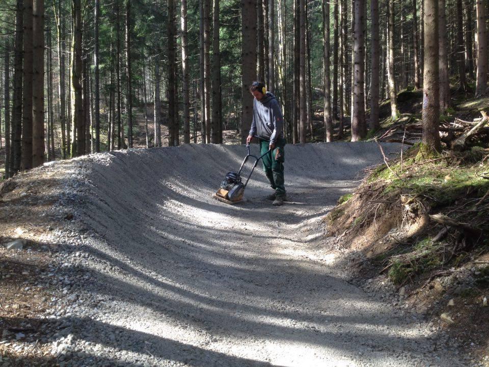 Reshape am Focus Flow Trail