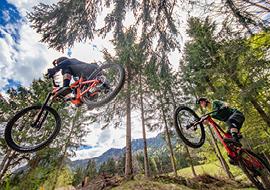 Bikepark Oberammergau Opening